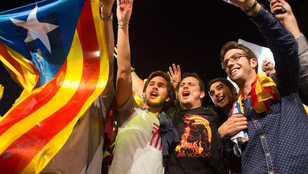 Досрочные парламентские выборы в Каталонии - Sputnik Узбекистан