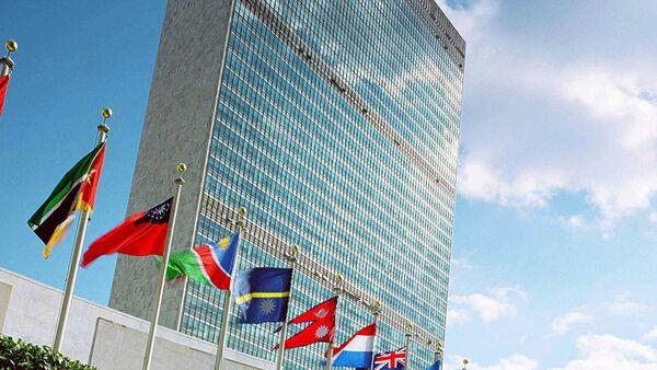 Здание ООН - Sputnik Узбекистан