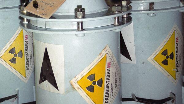 Ядерное топливо - Sputnik Узбекистан