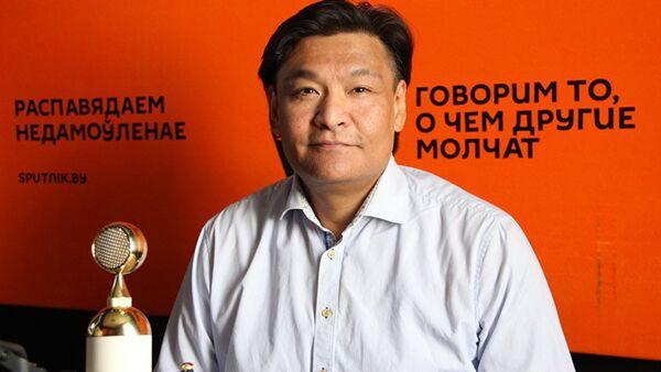 Советник министра экономики Кыргызстана Кубат Рахимов - Sputnik Узбекистан