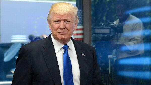 Prezident SSHA Donald Tramp vstretilsya s liderami YES v Bryussele - Sputnik Oʻzbekiston