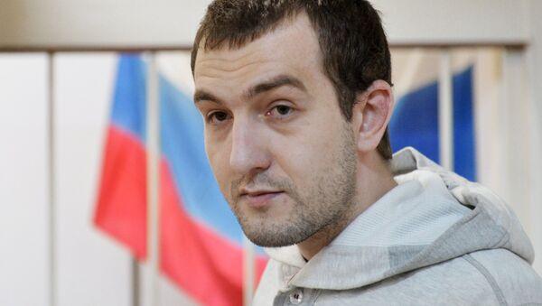 Илья Пьянзин, обвиняемый в подготовке покушения на Владимира Путина - Sputnik Ўзбекистон