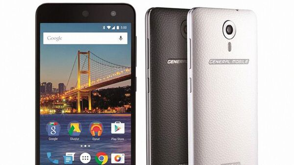 Смартфон Android One - Sputnik Ўзбекистон