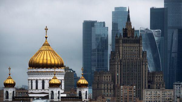 Rossiya. Moskva - Sputnik Oʻzbekiston