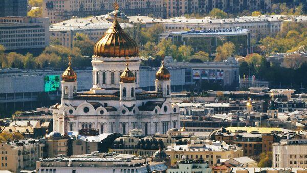 Города России. Москва - Sputnik Узбекистан