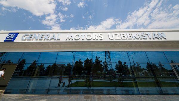 Kak delayut avtomobili GM Uzbekistan - Sputnik Oʻzbekiston
