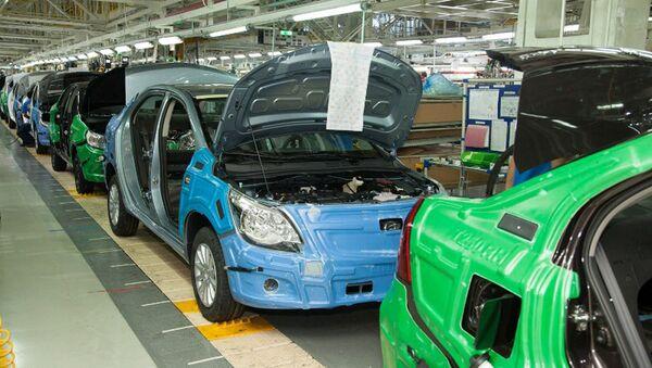 GM Uzbekistan автомобиллари - Sputnik Ўзбекистон