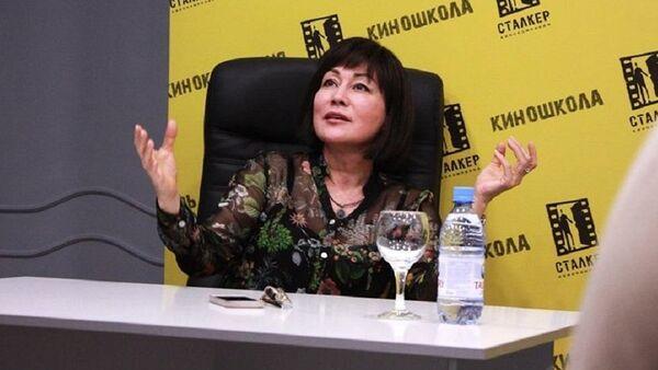 Заслуженная артистка Казахстана Жанна Куанышева - Sputnik Узбекистан