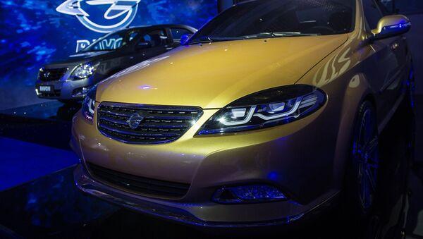 Avtomobil Ravon R4 - Sputnik Oʻzbekiston