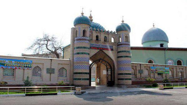 Мечеть Новза в Чиланзарском районе Ташкента  - Sputnik Ўзбекистон