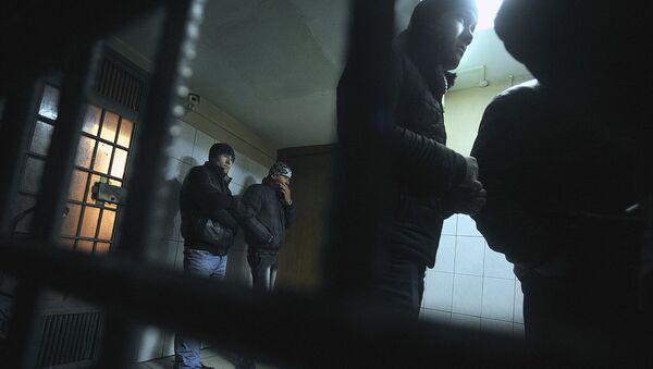 Нелегальные мигранты - Sputnik Узбекистан