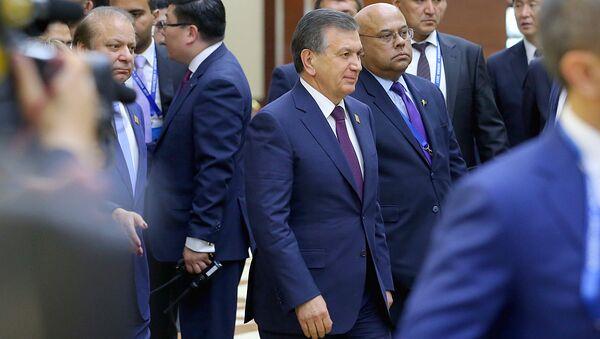 Президент Узбекистана Шавкат Миризиёев - Sputnik Ўзбекистон