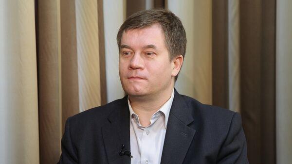 Павел Святенков - Sputnik Узбекистан