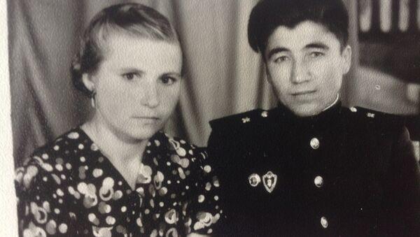 Ольга и Джуракул Расуловы, архивное фото - Sputnik Узбекистан