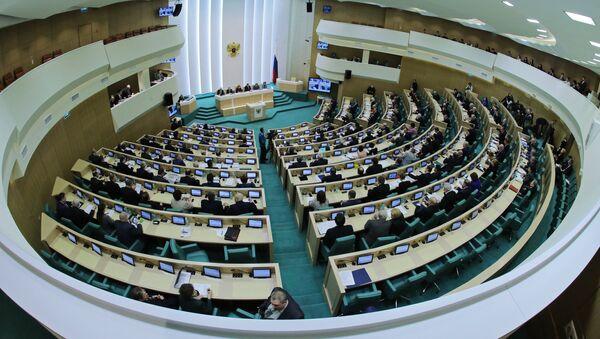 Заседание Совета Федерации РФ - Sputnik Узбекистан