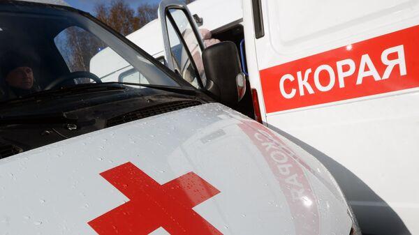 Скорая медицинаская помощь, архивное фото - Sputnik Ўзбекистон