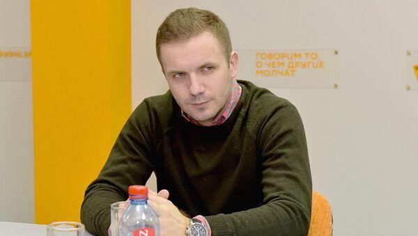 Станислав Притчин - Sputnik Ўзбекистон