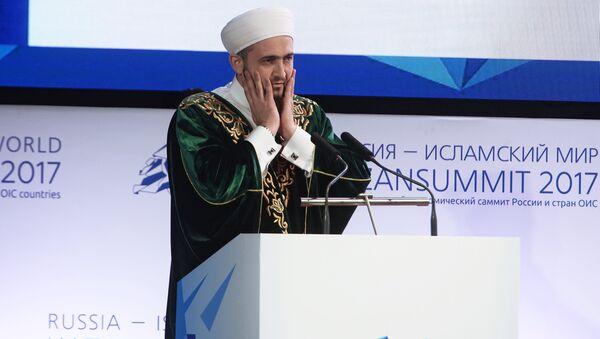IX Международный экономический саммит Россия — Исламский мир: KazanSummit2017. День второй - Sputnik Ўзбекистон