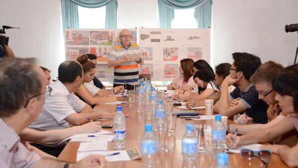 ГАБТ Узбекистана готовится к первому симфоническому OPEN AIR - Sputnik Узбекистан