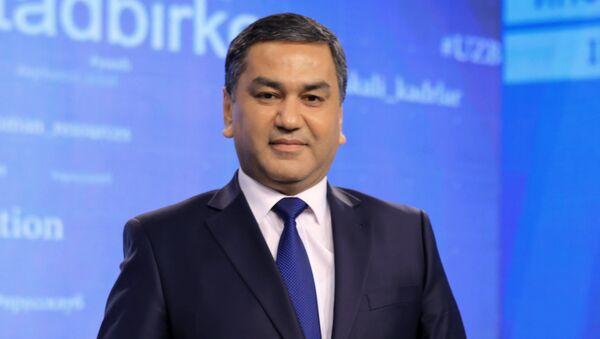 Кахрамон Куронбаев - Sputnik Узбекистан