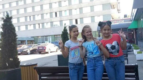 Участницы шоу Ты супер! Танцы из Узбекистана - Sputnik Ўзбекистон