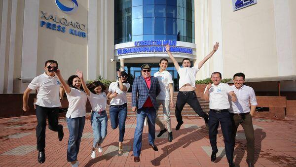 Мобильный пресс-клуб проведет встречи с населением в различных субъектах страны - Sputnik Ўзбекистон