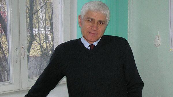 Сейсмолог Ион Илиеш - Sputnik Узбекистан