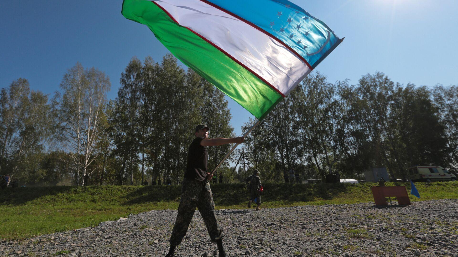Международный конкурс Отличники войсковой разведки в Новосибирской области - Sputnik Узбекистан, 1920, 01.07.2021