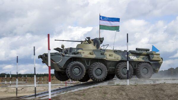 Международные армейские игры в Тюменской области - Sputnik Ўзбекистон