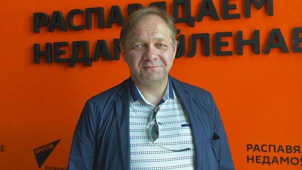 Политический эксперт, доцент МГИМО Кирилл Коктыш - Sputnik Узбекистан