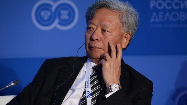 Президент Азиатского банка инфраструктурных инвестиций (АБИИ) Цзинь Лицюнь - Sputnik Узбекистан
