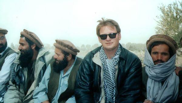 Связин Александр в Афганистане, архивное фото - Sputnik Узбекистан