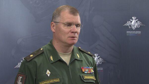 Представитель Минобороны РФ рассказал об авиаударах по позициям ИГ в Сирии - Sputnik Узбекистан