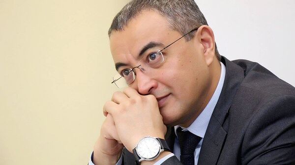 Бахтиёр Эргашев - Sputnik Узбекистан