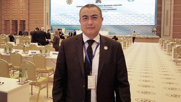Baxtiyor Ergashev - Sputnik Oʻzbekiston
