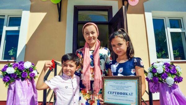 V Samarkande maloimuщim semyam podarili doma - Sputnik Oʻzbekiston