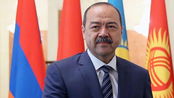 Премьер-министр Узбекистана Абдулла Арипов - Sputnik Узбекистан