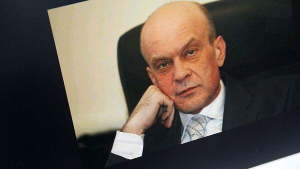 Военный эксперт Александр Жилин. Фото со страницы Twitter пользователя @azhilin1 - Sputnik Ўзбекистон