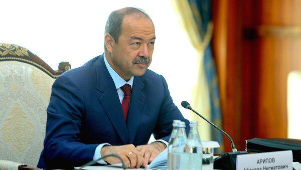 Премьер-министр Узбекистана Абдулла Арипов - Sputnik Ўзбекистон