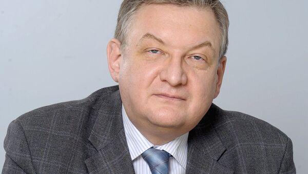 Алексей Зубец - Sputnik Ўзбекистон