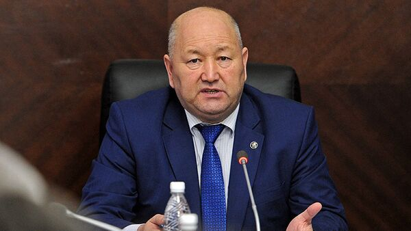 Вице-премьер Кыргызской Республики Жениш Разаков - Sputnik Узбекистан