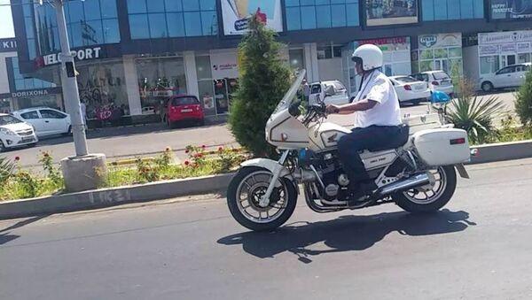 ДПС на мотоциклах в Ташкенте - Sputnik Узбекистан
