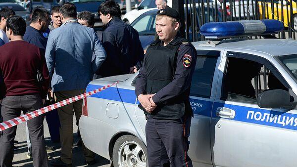Полицейский патруль - Sputnik Ўзбекистон