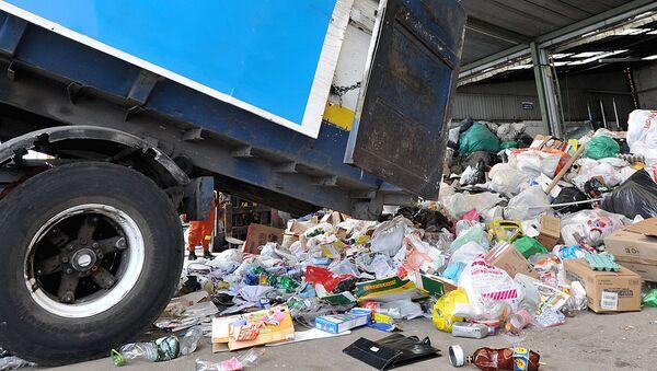 Вывоз мусора - Sputnik Узбекистан