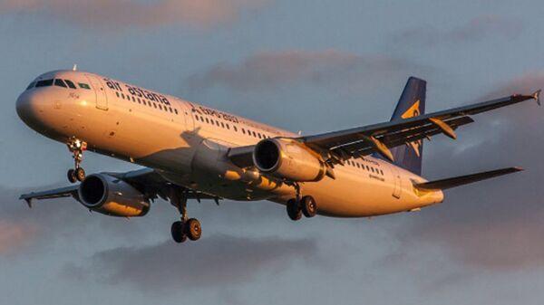 Самолет авиакомпании Air Astana - Sputnik Узбекистан