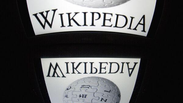 Логотип Википедии - Sputnik Ўзбекистон