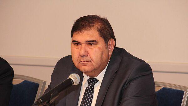 Министр транспорта Узбекистана Эляр Ганиев - Sputnik Узбекистан