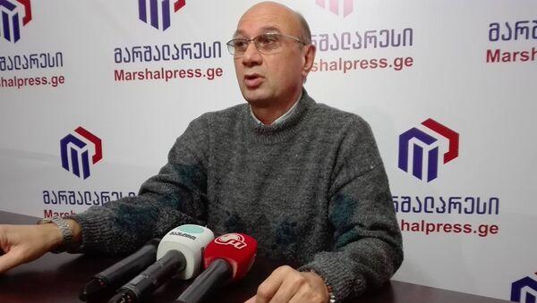 Астролог Михаил Цагарели - Sputnik Узбекистан