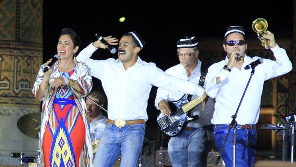 Фестиваль Шарк тароналари в Самарканде - Sputnik Узбекистан