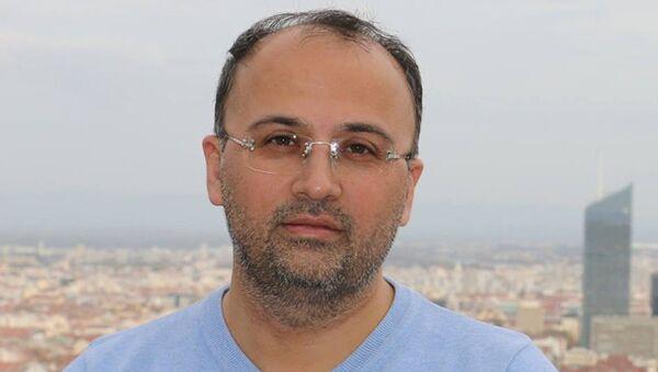 Ученый-теолог Эльшад Мари - Sputnik Узбекистан